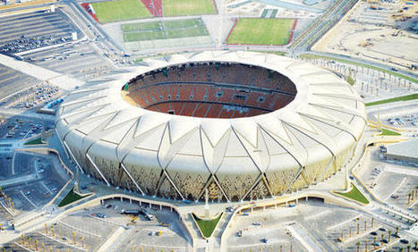 King Abdullah Sports City debuts on May 1 - Arab News | Sports Facility Management.4201257 | Scoop.it