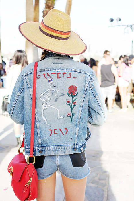 Everything You Need To Be Chic at Coachella | life style | Scoop.it