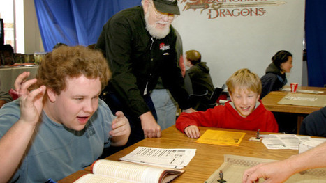 Everything I need to know about management I learned from playing Dungeons and Dragons | Literature Reviews | Scoop.it