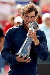 Nadal topples Canadian Raonic in Montreal | Sports | Scoop.it