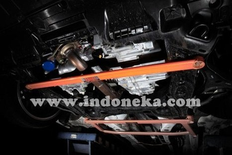 jual Front Lower Tie Bar CIVIC FB murah   Aksesoris Mobil Honda   Scoop.it