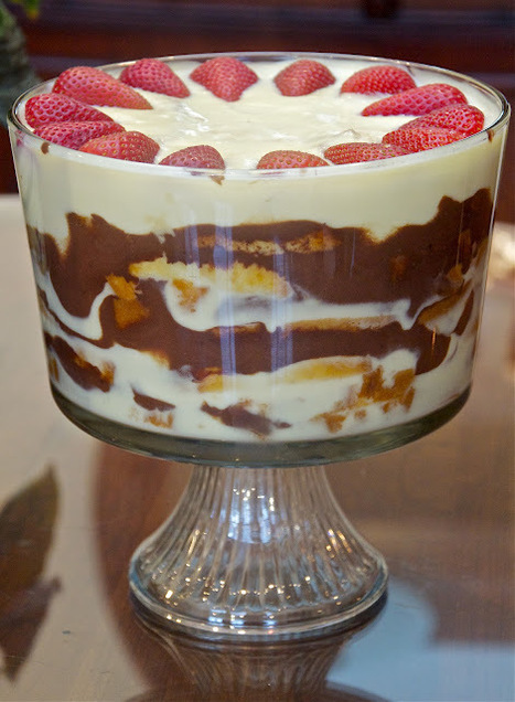 Zuppa inglese. Classic Dessert From Central Italy | Le Marche and Food | Scoop.it