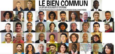 Régionales 2015 : entretien avec François Baraize, coopérateur du Bien Commun avec Christophe Cavard | Toulouse La Ville Rose | Scoop.it