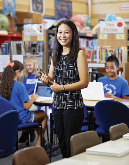 How Denise Sumida Won the SLJ Buzz Award for Her Library | School Librarian As Building Leader | Scoop.it