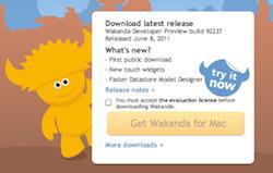 Wakanda : rien que des applications web en Javascript - ITRManager.com | Application web innovante | Scoop.it