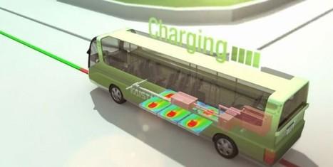 Corée du Sud : Une route électrique recharge les bus | CitizenPost | Véhicules électriques, bornes de recharge | Scoop.it