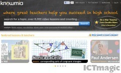 Knowmia | Secondary Science Education cool e-tools | Scoop.it