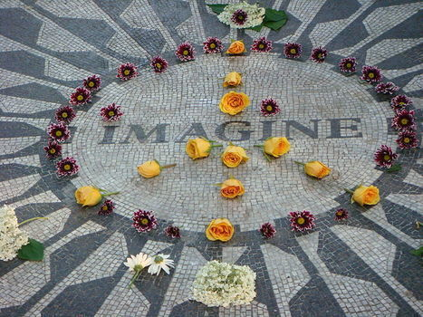 Imagine, by John Lennon | AdLit | Scoop.it