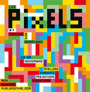 Les Pixels, festival des arts numériques | Fier d'être beauvaisien | Scoop.it