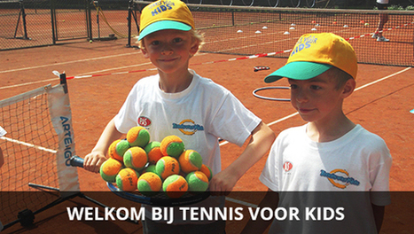 Tennis voor Kids | Tennislessen en Tennisstages | tennislessen | Scoop.it