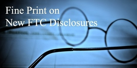 FTC Disclosures for Brands and Bloggers   Public Relations & Social Media Insight   Scoop.it