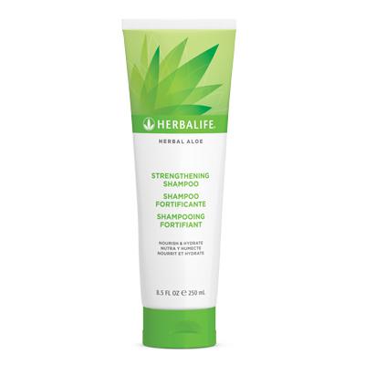 Herbal Aloe Strengthening Shampoo | Herbalife Products | Scoop.it