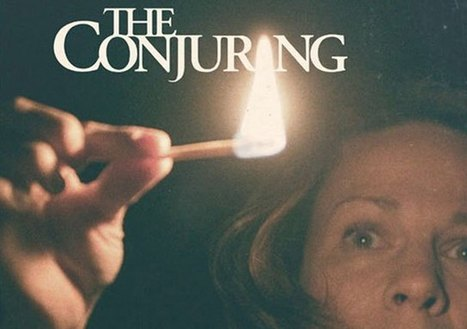VIDEO: 'The Conjuring' trailer is scary, very scary   All that's new in Television and Film   Scoop.it