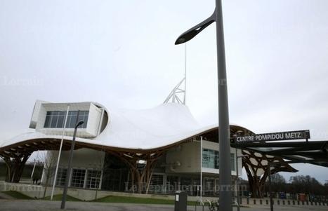 Pompidou-Metz sort de l'impasse budgétaire   Actualité du centre de documentation de l'AGURAM   Scoop.it