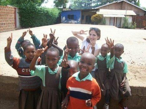 "Review Rachel Ursitti Volunteer in Moshi Tanzania | ""#Volunteer Abroad Information: Volunteering, Airlines, Countries, Pictures, Cultures"" | Scoop.it"