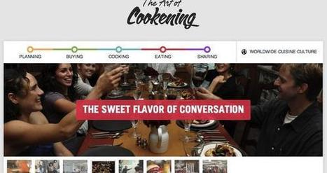 Le food-surfing ou quand la gastronomie met Internet à table! | L'Atelier: Disruptive innovation | Le BCC! Conso 2.0 - Cahier de tendances et avenir de la consommation | Scoop.it