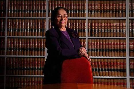 Longtime Dallas lawyer, civil rights activist Adelfa Callejo dies at 90 - Dallas Morning News | History | Scoop.it