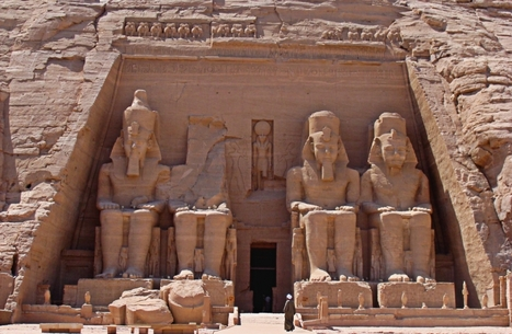 Abu Simbel Temples | BEST TOUR GUIDE IN EGYPT | Scoop.it