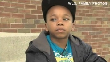 Kaylen Woodard: 6-Year-Old Chicago Boy Saves Friend From Abduction [VIDEO] | Stories, Struggles, Obstacles, That will Touch your heart. | Scoop.it