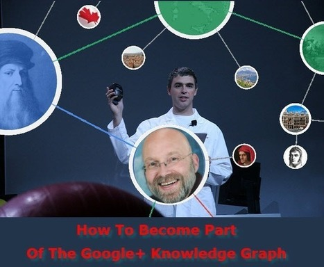 Larry Page On How To Become Part Of The Google+ Knowledge Graph | | The WWW | Scoop.it