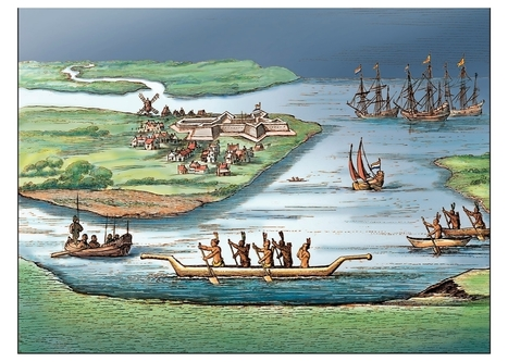 The Forgotten Contest Between Colonists and American Indians for Command of the Atlantic | Navigate | Scoop.it