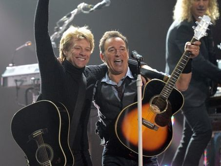 Our Springsteen, Bon Jovi, Jersey songs for Clinton campaign - Asbury Park Press | Bruce Springsteen | Scoop.it
