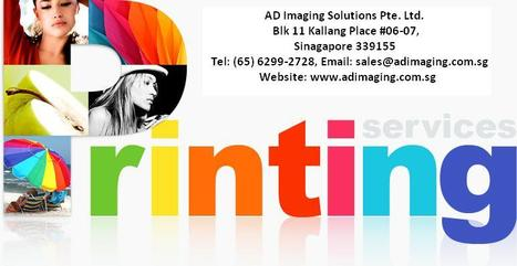 Printing Services Singapore | Printing Services Singapore | Scoop.it
