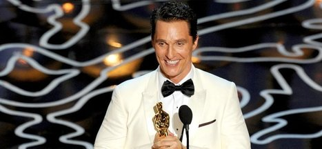 Leadership Lessons From Matthew McConaughey's Oscars Speech | NewTech (En&Español) - Web Dev&Design - Social Net - SEO | Scoop.it