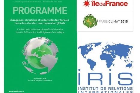 Changement climatique et collectivités territoriales: des actions locales, une coopération globale   Année européenne pour le développement   Infos Développement Durable et RSE   Scoop.it