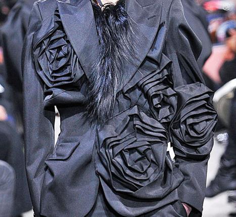 Detail of the Day – Comme des Garçons | Blog | Stylesight | COMME des | Scoop.it