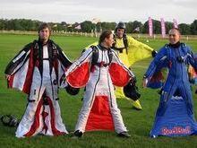 Como funciona o wingsuit - Sinal da Fênix   wingsuit   Scoop.it