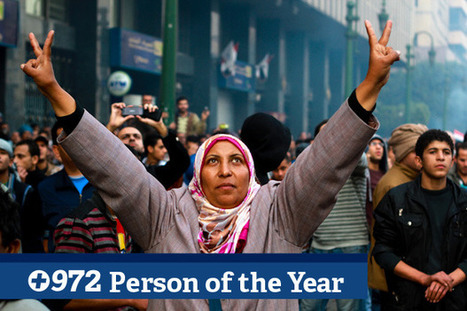 Person of the Year: Women activists of the Arab world | Human Rights and the Will to be free | Scoop.it