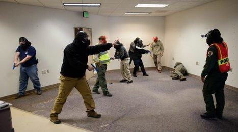 Alaska police officers get active shooter training from pros | Police Problems and Policy | Scoop.it
