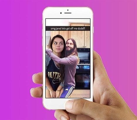 Doublie, captura selfies con famosos con esta app para iPhone - tuexpertoapps.com | Community management | Scoop.it
