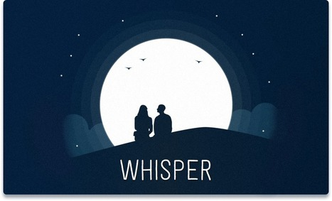 hyperoslo/Whisper | iPhone and iPad Development | Scoop.it