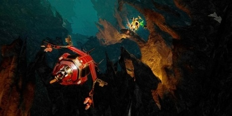 Descent Underground Kickstarter crosses $600,000 finish line   Christian Querou   Scoop.it
