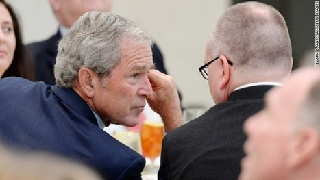 Bush 43: 'History will ultimately judge ... I'm a content man' - CNN | are you playing your flute? | Scoop.it