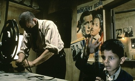 Salvatore Cascio: 'Cinema Paradiso is about the power of dreams' - The Guardian | Mad Cornish Projectionist News | Scoop.it