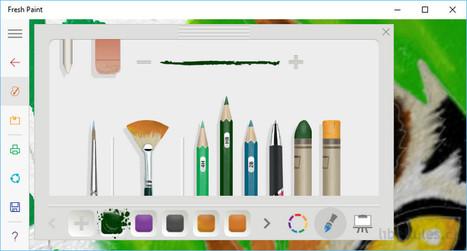 14 logiciels pour apprendre à peindre, dessiner avec son PC | mon pense pas bête | Scoop.it