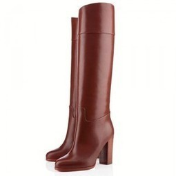 Christian Louboutin For Sale,CHeap Red Bottoms Sale,Red Bottoms,Red Bottoms Sale,Red Bottoms Dartata 80mm Boots Chocolate | Red Bottom Shoes | Scoop.it