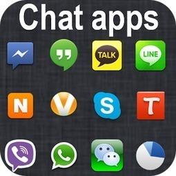 Les réseaux sociaux sont-ils menacés par les services mobiles? | Technologie web | Scoop.it