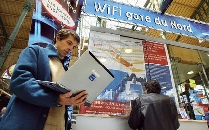 128 gares SNCF avec Wifi gratuit d'ici 2015 | Julien Canepa New technology Geek | Scoop.it