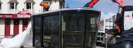 Téléphérique urbain : les cinq projets les plus avancés | transports par cable - tram aérien | Scoop.it