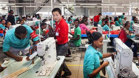 Manufacturing in Africa- An awakening giant | Development Economics | Scoop.it