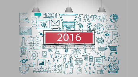 Three Trends that Will Influence Learning and Teaching in 2016 | TICE.it | Scoop.it