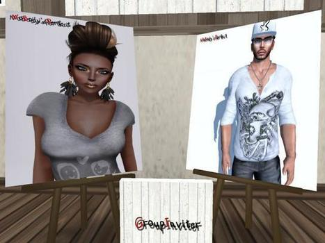 NoBody's Perfect Group Gift | Wandering Second Life | Scoop.it
