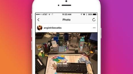 These 11 Brands Are Already Using Instagram's New Zoom Feature   Réseaux sociaux   Scoop.it