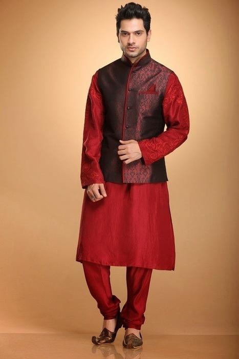 Men Fashion Online Shop: Choose The Suitable Ethnic Wear | Kapil & Monika | KapilandMonika | Scoop.it