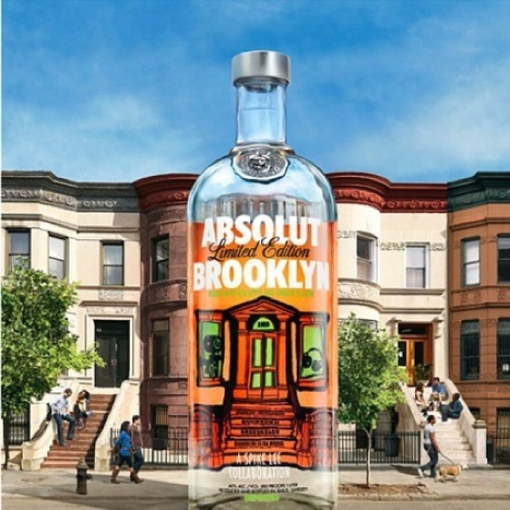Absolut Brooklyn Video Commercial, Absolut Brooklyn Video Commercials, Absolut Brooklyn Viral Video, Absolut Brooklyn Viral Videos | ADMAREEQ - Quality Marketing and Advertising Campaigns Blog | Marketing&Advertising | Scoop.it