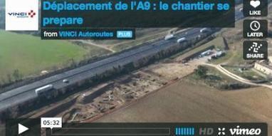 A9 | Déplacement à Montpellier | Autoroute A9 | Scoop.it